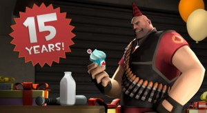 TF2 - TF 15th Birthday Image